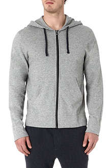 JAMES PERSE Loopback cotton-jersey hoody