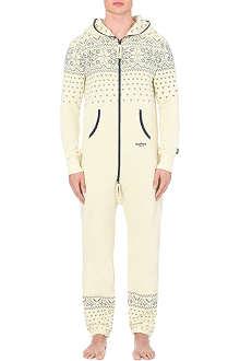 ONEPIECE Crystal jersey onesie