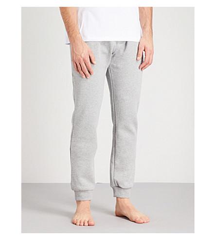 ELLESSE Skinny jersey jogging bottoms (Grey
