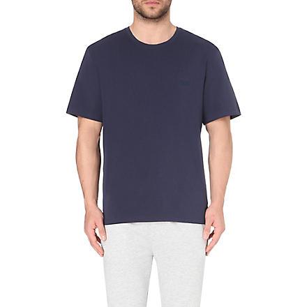 HUGO BOSS Cotton t-shirt (Navy