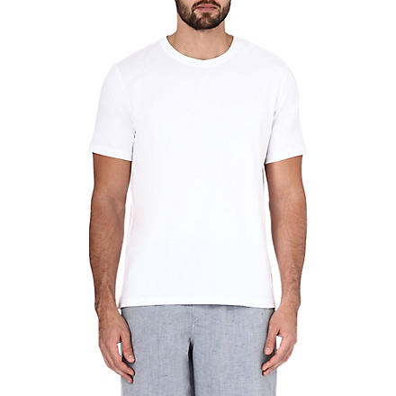 HUGO BOSS Cotton t-shirt (White