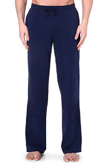 HUGO BOSS Logo drawstring trousers