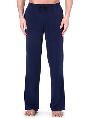 HUGO BOSS Logo drawstring trousers