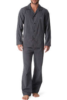 HUGO BOSS Striped pyjama set