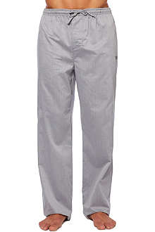 HUGO BOSS Cotton sweatpant trousers