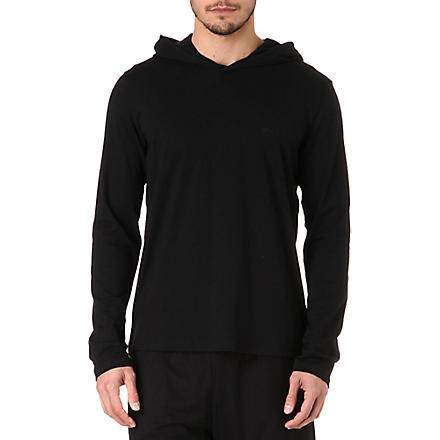 HUGO BOSS Innovation hoody (Black