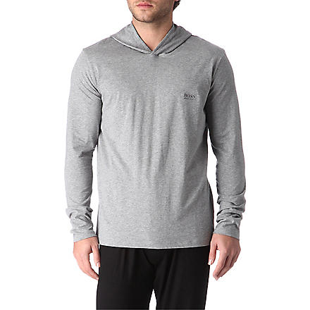 HUGO BOSS Innovation hoody (Grey