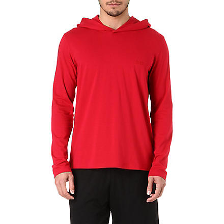 HUGO BOSS Innovation hoody (Red
