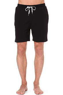 HUGO BOSS Jersey lounge shorts