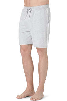 HUGO BOSS Logo lounge shorts
