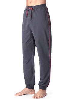 HUGO BOSS Cuffed jogging bottoms
