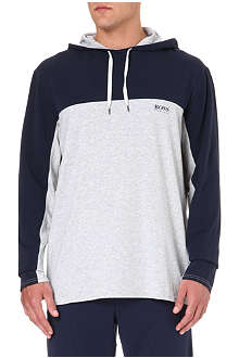 HUGO BOSS Panelled hoody