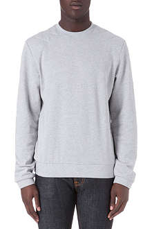 HUGO BOSS Quilted sweatshirt