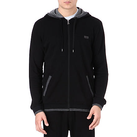 HUGO BOSS Logo hoody (Black