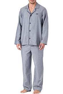 HUGO BOSS Herringbone pyjama set