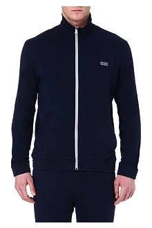 HUGO BOSS Zip-up sweatshirt jacket