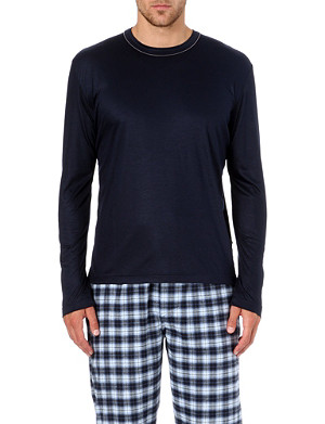 ZIMMERLI Crew-neck top