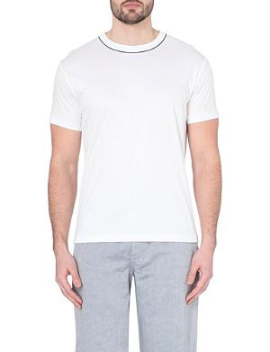ZIMMERLI Crew-neck t-shirt