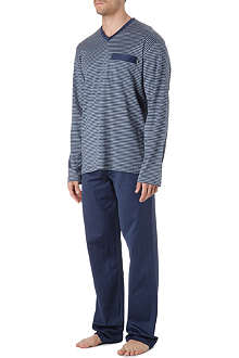 ZIMMERLI Striped pyjamas