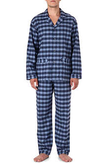 ZIMMERLI Checked pyjamas