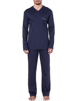 ZIMMERLI Cotton pyjama set