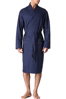 PAUL SMITH Multistripe-trim robe