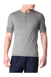 PAUL SMITH Henley t-shirt