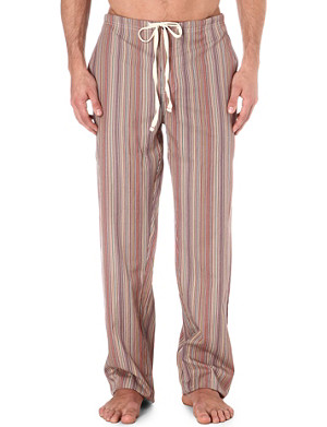 PAUL SMITH Multi-striped pyjama bottoms