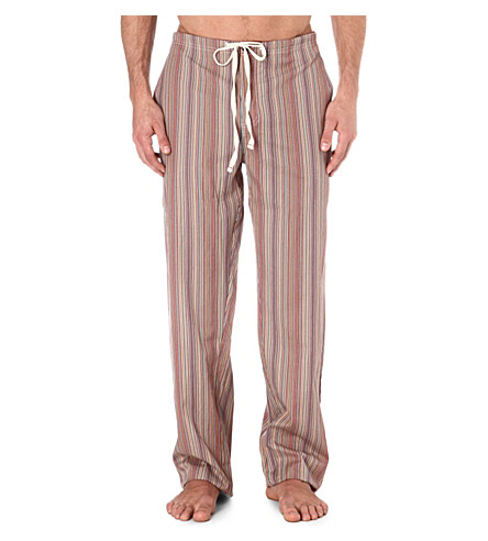 PAUL SMITH Multi-striped pyjama bottoms (Multi