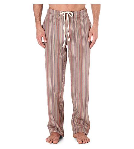 PAUL SMITH Multi-striped pyjama bottoms (Multi