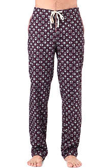 PAUL SMITH Pin-dot pyjama bottoms