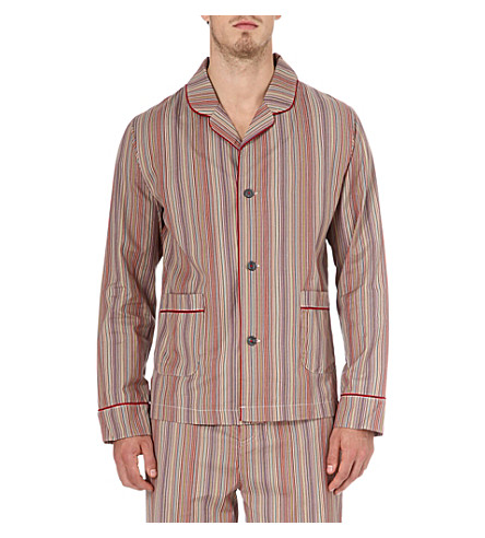PAUL SMITH Multi-stripe pyjama set (Multi