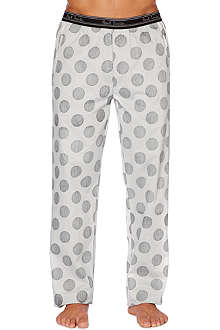 PAUL SMITH Polka dot pyjama bottoms