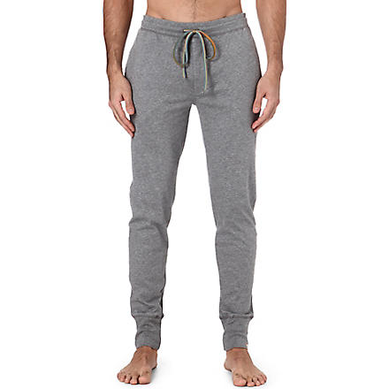 PAUL SMITH Cotton pyjama bottoms (Grey