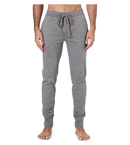 PAUL SMITH Cotton pyjama bottoms (Grey