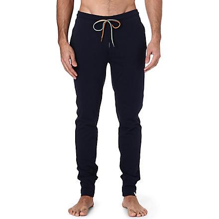 PAUL SMITH Cotton pyjama bottoms (Navy