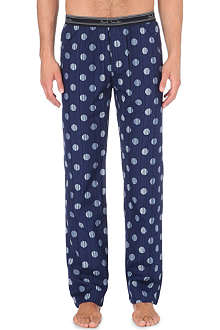 PAUL SMITH Striped polka-dot pyjama trousers