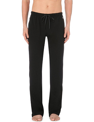 RALPH LAUREN Jersey jogging bottoms