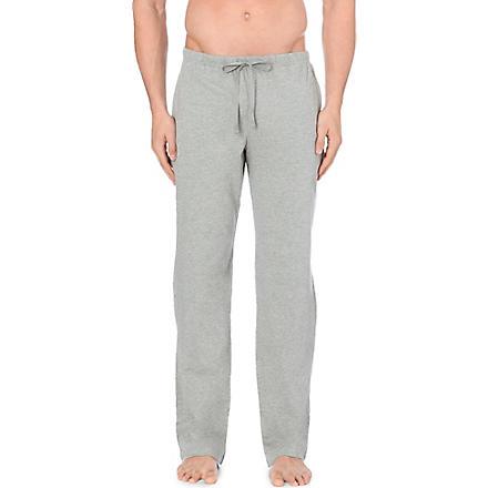 RALPH LAUREN Classic jersey trousers (Grey