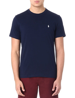 RALPH LAUREN Classic cotton-jersey t-shirt