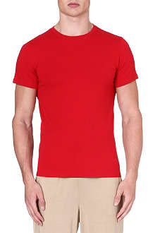 RALPH LAUREN Crew-neck t-shirt