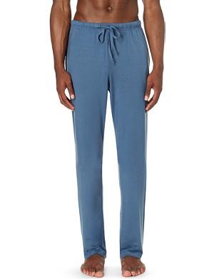 RALPH LAUREN Stretch-jersey pyjama bottoms