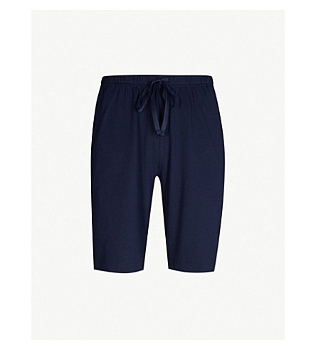a608f56ebfc7e POLO RALPH LAUREN - Cotton-jersey pyjama shorts | Selfridges.com