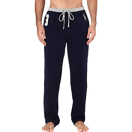RALPH LAUREN Number 3 pyjama bottoms (Navy