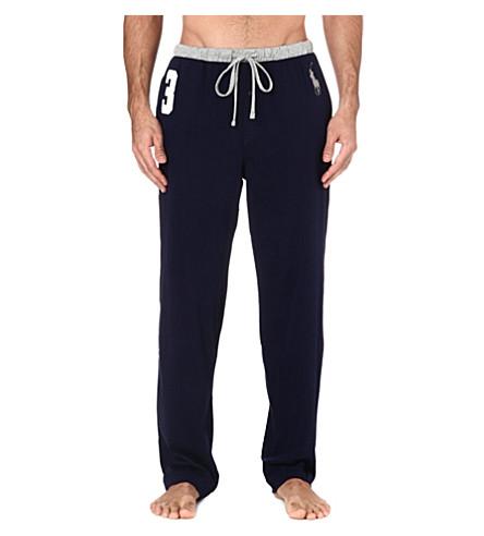 POLO RALPH LAUREN Number 3 pyjama bottoms (Navy