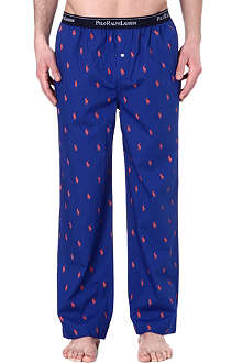 RALPH LAUREN Polo Player pyjama bottoms
