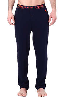 RALPH LAUREN Athletic classic pyjama trousers