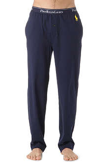 RALPH LAUREN Logo waistband jogging bottoms