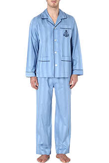 RALPH LAUREN Striped pyjama set