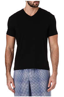 RALPH LAUREN Luxury modal t-shirt